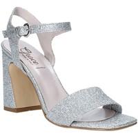 Sko Dame Sandaler Grace Shoes 2384002 Sølv