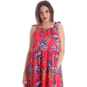 textil Dame Kjoler Gaudi 911FD15039 Lyserød