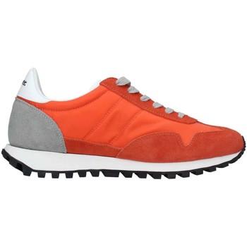 Sko Herre Lave sneakers Blauer S1DAWSON01/NYS Orange
