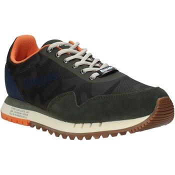 Sko Herre Lave sneakers Blauer S1DENVER06/CAS Grøn