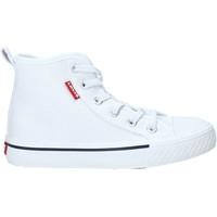 Sko Børn Høje sneakers Levi's VORI0014T hvid