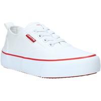 Sko Børn Lave sneakers Levi's VBET0020T hvid