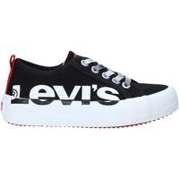 Sko Børn Lave sneakers Levi's VBET0022T Sort