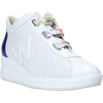 Sko Dame Lave sneakers Melluso HR20220 hvid