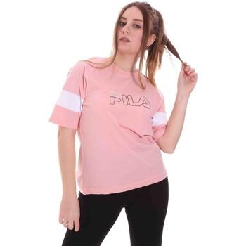 Se T-shirts m. korte ærmer Fila  683283 ved Spartoo