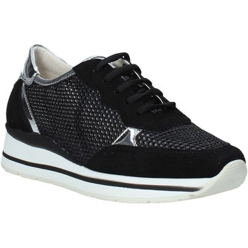 Sko Dame Lave sneakers Melluso HR20033 Sort