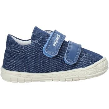 Sko Børn Lave sneakers Primigi 7401033 Blå