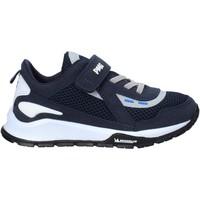 Sko Børn Lave sneakers Primigi 7436033 Blå