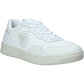 Sko Herre Lave sneakers Blauer S1DAYTON01/PUR hvid