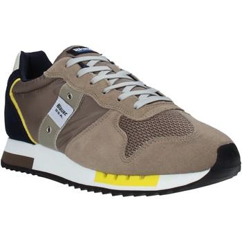 Sko Herre Lave sneakers Blauer S1QUEENS01/STO Beige