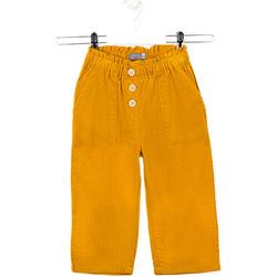 textil Børn Bukser Losan 026-9002AL Gul