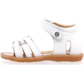 Sko Pige Sandaler Naturino 502330 01 hvid
