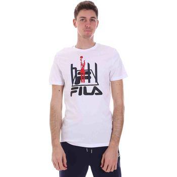 Se T-shirts m. korte ærmer Fila  688509 ved Spartoo