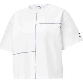 Se T-shirts m. korte ærmer Puma  531312 ved Spartoo