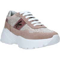 Sko Dame Lave sneakers Keys K-4300 Lyserød