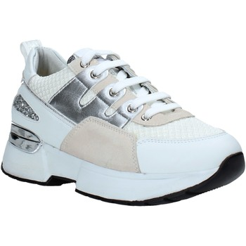Sko Dame Lave sneakers Keys K-4400 hvid