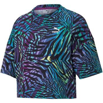 Se T-shirts m. korte ærmer Puma  599619 ved Spartoo