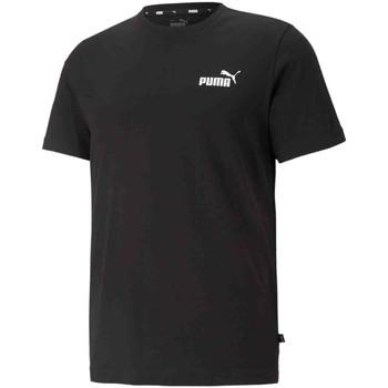 Se T-shirts m. korte ærmer Puma  586668 ved Spartoo