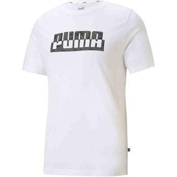Se T-shirts m. korte ærmer Puma  588497 ved Spartoo