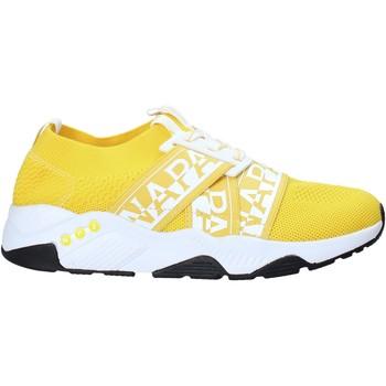 Se Sneakers Napapijri  NP0A4ET7CO ved Spartoo