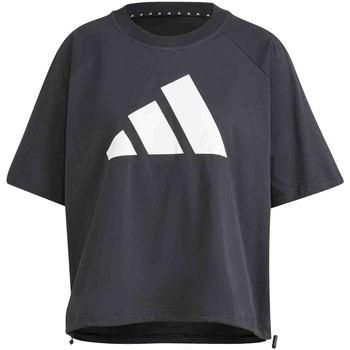 Se T-shirts m. korte ærmer adidas  GL9477 ved Spartoo