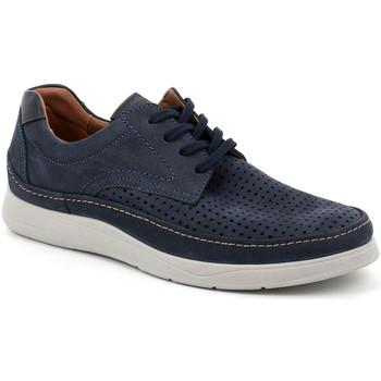 Sko Herre Lave sneakers Grunland SC5197 Blå