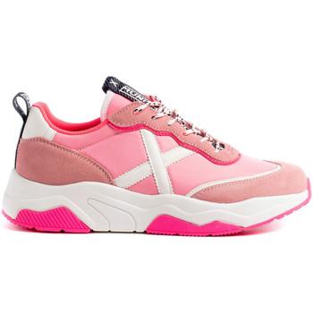 Sko Dame Lave sneakers Munich 8770051 Lyserød