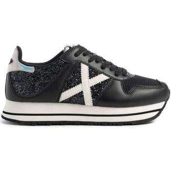 Sko Dame Lave sneakers Munich 8810146 Sort
