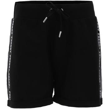 textil Dame Shorts Freddy S1WCLP3 Sort
