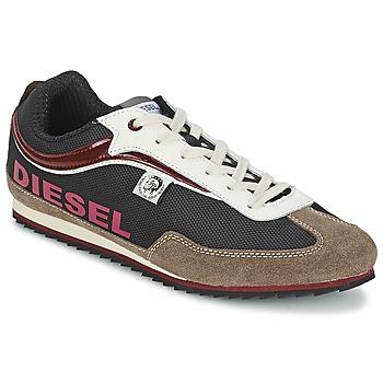 Sko Herre Lave sneakers Diesel Basket Diesel Brun