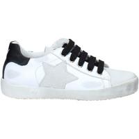 Sko Børn Lave sneakers Naturino 2014752 02 hvid