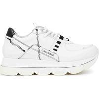 Sko Dame Lave sneakers Café Noir DB1330 hvid