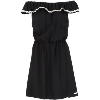 textil Dame Korte kjoler Café Noir JA6090 Sort