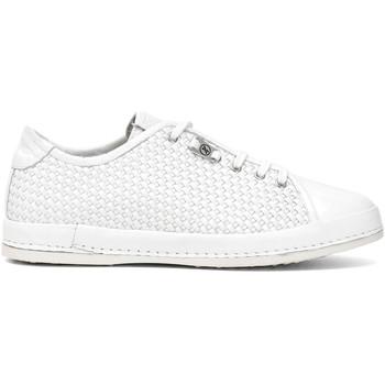 Sko Herre Sneakers Café Noir PT1030 hvid