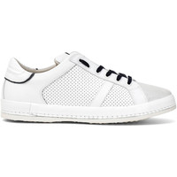 Sko Herre Lave sneakers Café Noir PT1050 hvid