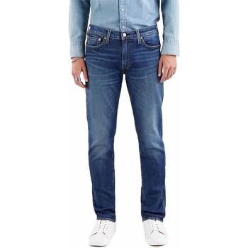 textil Herre Lige jeans Levi's 04511-4971 Blå
