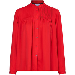 textil Dame Skjorter / Skjortebluser Calvin Klein Jeans K20K202626 Rød