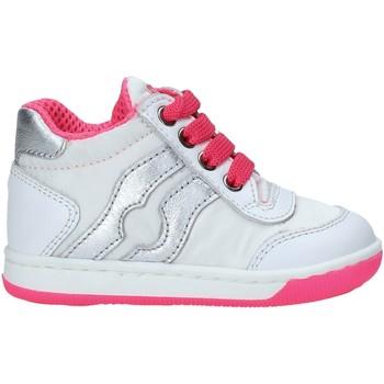 Sko Pige Høje sneakers Falcotto 2013553 03 hvid