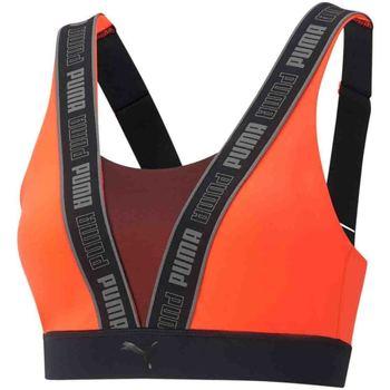 textil Dame Sports-BH Puma 520401 Orange