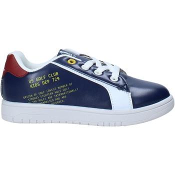 Sko Børn Lave sneakers U.s. Golf S21-S00UK811 Blå
