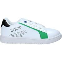 Sko Børn Lave sneakers U.s. Golf S21-S00UK811 hvid