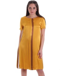 textil Dame Korte kjoler Café Noir JA6260 Gul