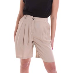 textil Dame Shorts Café Noir JP6030 Beige