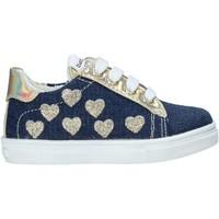 Sko Pige Lave sneakers Balducci AVERI300 Blå