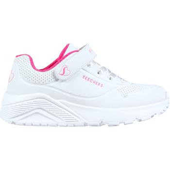 Sko Børn Sneakers Skechers 310451L hvid