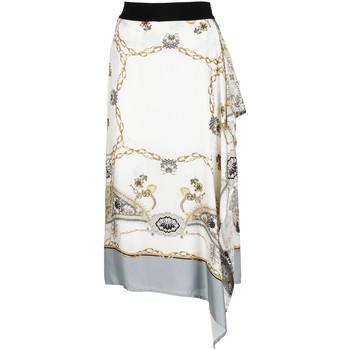 textil Dame Nederdele Café Noir JO6080 hvid