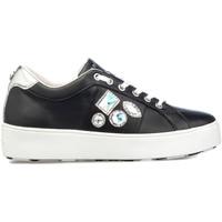 Sko Dame Lave sneakers Apepazza S1SLY11/DIA Sort