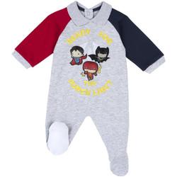 textil Børn Buksedragter / Overalls Chicco 09002134000000 Grå