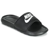 Sko Dame badesandaler Nike VICTORI ONE Sort