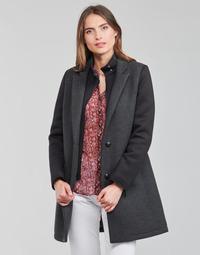 textil Dame Frakker Ikks HERRO Grå